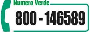 numero verde 800.14.65.89